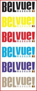 logo of the BELvue museum
