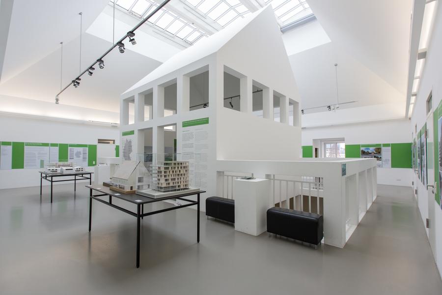 Deutsches architekturmuseum dam cultural for Frankfurt architekturmuseum