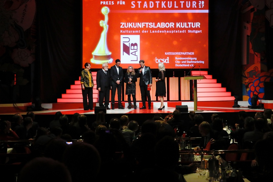 Prize for Urban Culture of the Year: City Office Stuttgart