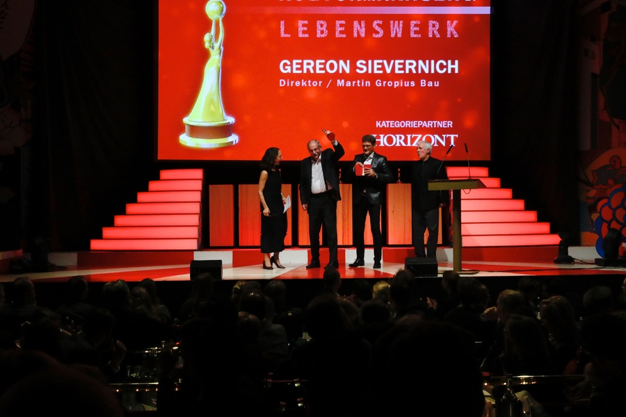 Prize for Life's Work to Date: Prof. Gereon Sievernich