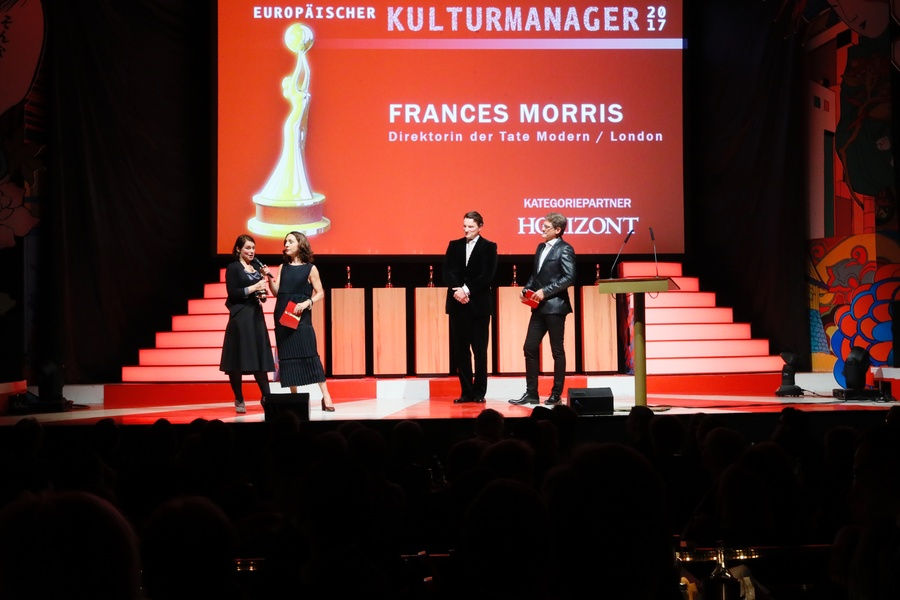 European Cultural Manager of the Year: Frances Morris