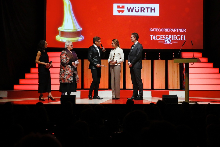 European Cultural Investor of the Year: Würth-Group