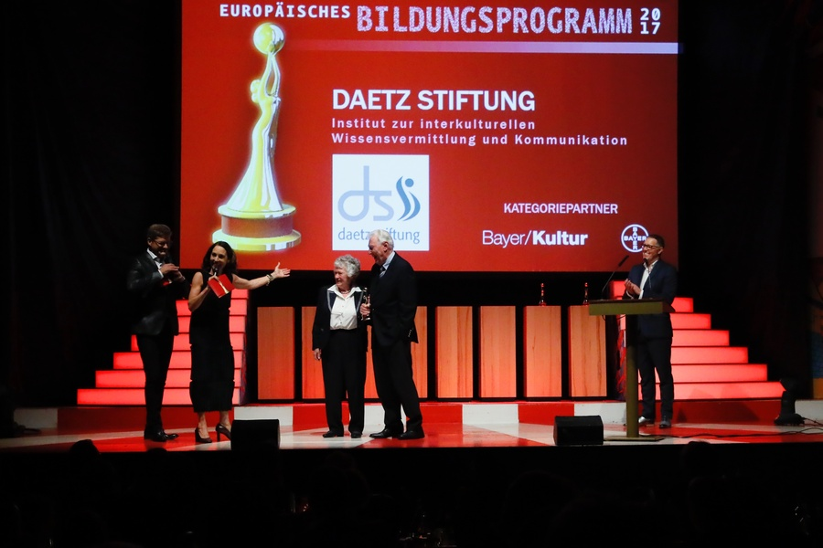 European Education Program of the Year: Daetz-Stiftung
