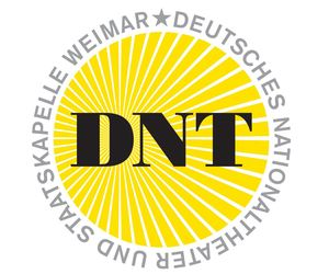 Logo Deutsches Nationaltheater Weimar