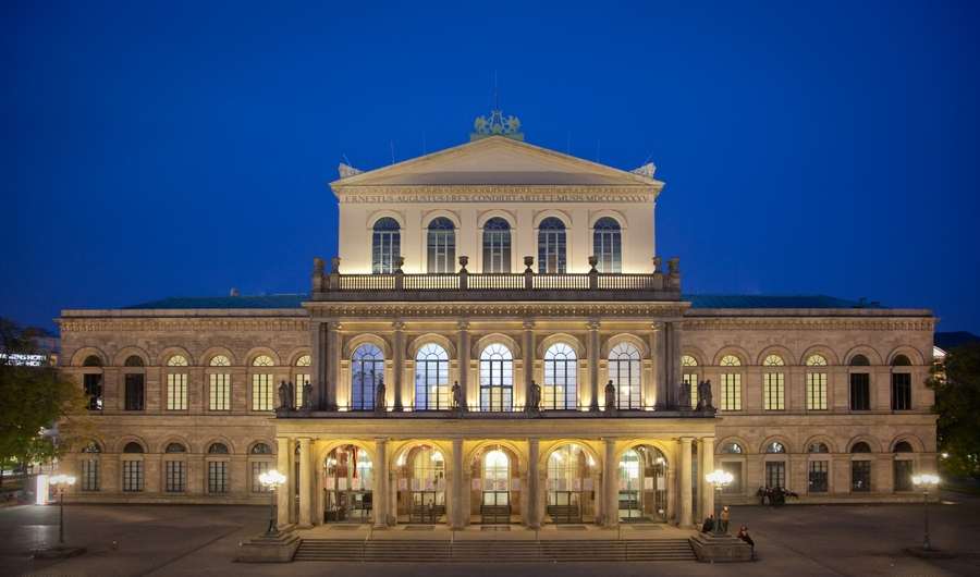 Staatstheater Hannover, Haupteingang