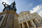 Deutsches Nationaltheater und Staatskapelle Weimar am Tag